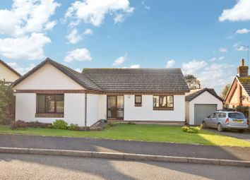 Thumbnail 3 bed bungalow for sale in Cricket Park, Marhamchurch, Bude