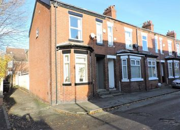 Thumbnail 3 bed end terrace house for sale in Emley Street, Levenshulme, Manchester