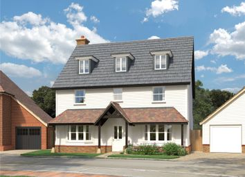 Thumbnail 5 bed detached house for sale in Cherry Tree Lane, Cranleigh Road, Ewhurst, Surrey