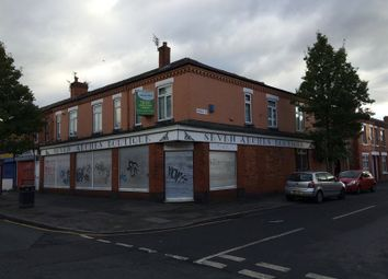 Thumbnail Retail premises for sale in Great Western Street, Moss Side, Manchester