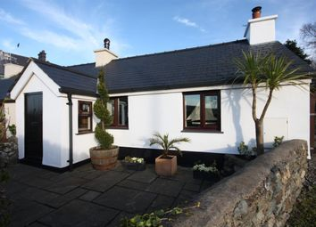 Thumbnail 1 bed detached bungalow for sale in Llandegfan, Menai Bridge