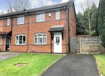 Thumbnail 2 bed semi-detached house for sale in Brentwood Drive, Farnworth, Bolton