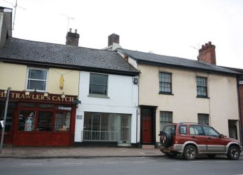 Thumbnail 1 bed flat to rent in High Street, Crediton