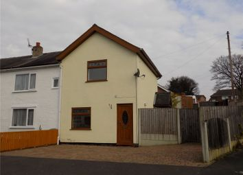 Thumbnail 2 bed end terrace house for sale in Mundys Drive, Heanor, Derbyshire