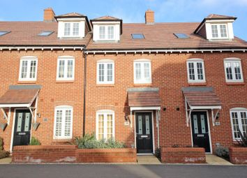 Thumbnail 4 bed town house for sale in Danegeld Avenue, Great Denham, Bedford