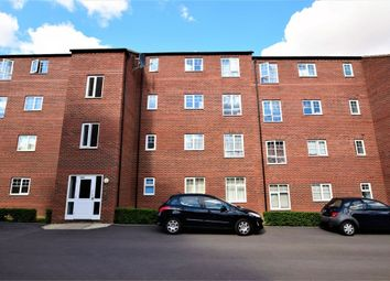 Thumbnail 2 bed flat for sale in Lakeview Court, Wildacre Drive, Northampton