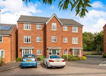 Thumbnail 2 bed flat for sale in The Hollies, Cheslyn Hay, Walsall