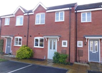 3 bed town house for sale in Wedgewood Way, Woodville, Swadlincote DE11