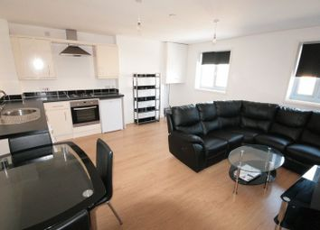 Thumbnail 1 bed flat to rent in Augusta Street, Hockley, Birmingham