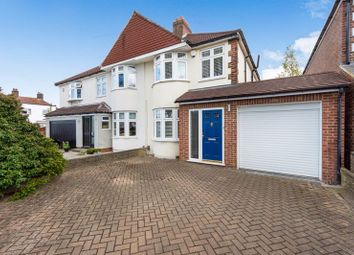 Thumbnail 3 bed semi-detached house for sale in Harland Avenue, Sidcup