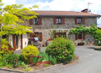 Thumbnail 5 bed property for sale in Massignac, Charente, 16310, France