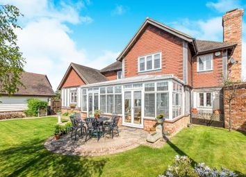 Thumbnail 5 bed detached house for sale in Dane Park, Dean Street, East Farleigh, Maidstone