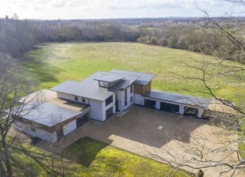 Thumbnail 6 bedroom detached house for sale in Gardeners Lane, East Wellow, Romsey, Hampshire