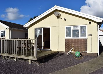 Thumbnail 2 bed detached bungalow to rent in Pencaerfenni Park, Crofty, Swansea