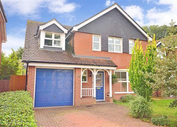 Thumbnail 5 bed detached house for sale in Dean Way, Pulborough, West Sussex