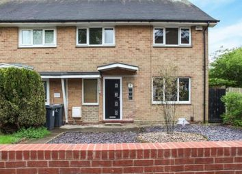 Thumbnail 3 bed end terrace house for sale in Nesfield Close, Birmingham, West Midlands