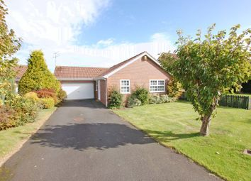 Thumbnail 2 bed bungalow for sale in Church Flatt, Ponteland, Newcastle Upon Tyne