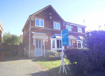 Thumbnail 3 bed semi-detached house to rent in Bickershaw Drive, Walkden, Manchester