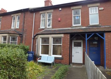 Thumbnail 3 bedroom terraced house to rent in Bentinck Road, Newcastle Upon Tyne