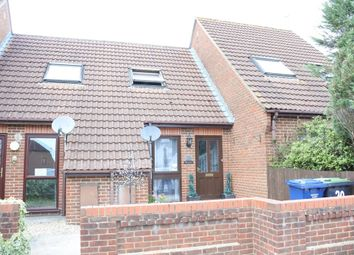 Thumbnail 1 bed terraced house for sale in Heatherfields, Gillingham