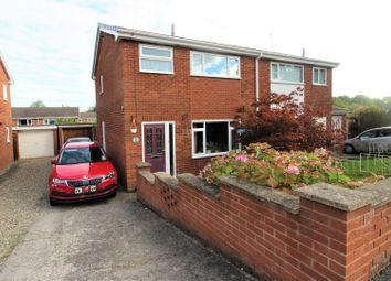 Thumbnail 3 bed semi-detached house for sale in Penllwyn, Johnstown, Wrexham