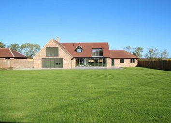 Thumbnail 6 bedroom detached house for sale in St Neots Road, Dry Drayton