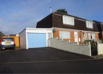 Thumbnail 3 bed semi-detached house for sale in Heol Y Gelynen, Ammanford