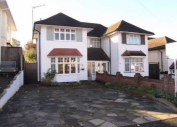 Thumbnail 3 bed property to rent in Oaklands Avenue, Watford