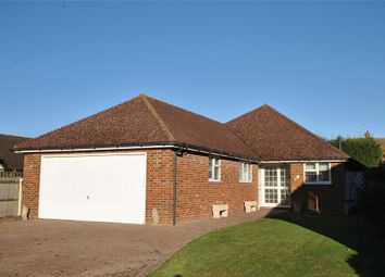 Thumbnail 3 bed detached bungalow for sale in Lake House Close, Bexhill-On-Sea, East Sussex