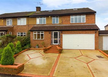 Thumbnail 4 bed semi-detached house to rent in Ardens Way, St Albans, Hertfordshire