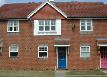 Thumbnail 2 bed terraced house to rent in St. Andrews Gardens, Cobham