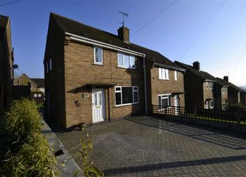 Thumbnail 2 bed semi-detached house for sale in Mountford Avenue, Wirksworth, Derbyshire