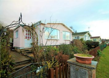 Thumbnail 1 bed mobile/park home for sale in St James Park, Lower Milkwall, Coleford