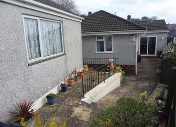 Thumbnail 2 bed detached bungalow for sale in Castle Rise, Plymouth