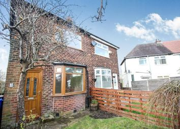 Thumbnail 2 bed property to rent in Brookdale Avenue, Denton, Manchester