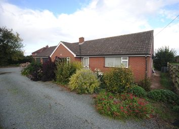 Thumbnail 3 bed detached bungalow to rent in Wollerton, Market Drayton