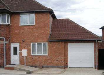 Thumbnail 3 bed semi-detached house to rent in Brunswick Street, Leamington Spa