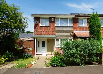 Thumbnail 3 bed end terrace house for sale in Ranworth Close, Belton, Great Yarmouth, Norfolk