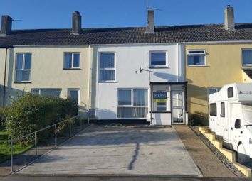 Thumbnail 3 bed terraced house for sale in Beatrice Avenue, Saltash, Cornwall
