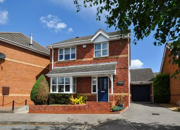 Thumbnail 3 bed detached house for sale in Findon Close, Brockhill, Redditch