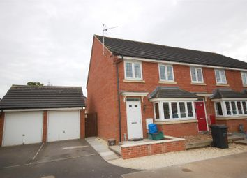 Thumbnail 3 bed end terrace house for sale in Digby Green Kingsway, Quedgeley, Gloucester