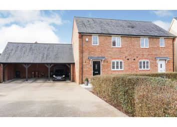 3 bed semi-detached house for sale in Wyndham Drive, Romsey SO51