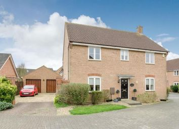 Thumbnail 4 bed detached house for sale in Norman Crescent, Middleton, Milton Keynes