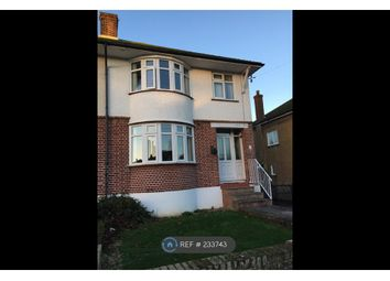 Thumbnail 3 bedroom semi-detached house to rent in Golf Links Avenue, Gravesend