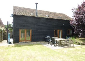 Thumbnail 4 bed barn conversion to rent in Thornsdale, Wittersham Road, Iden