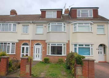 Thumbnail 3 bed terraced house for sale in Hastings Avenue, Elson, Gosport