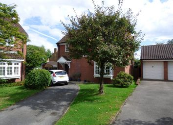 Thumbnail 4 bed property to rent in Huntingdonshire Close, Wokingham