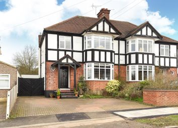 Thumbnail 3 bed semi-detached house to rent in Northwood Way, Northwood