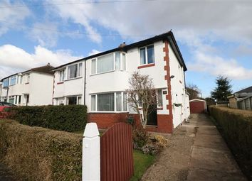 Thumbnail 3 bed semi-detached house for sale in Etterby Lea Road, Carlisle, Cumbria