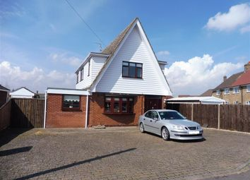 Thumbnail 3 bed detached house for sale in Park Road, Deeping St. James, Peterborough